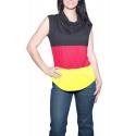 Deutschland Damen Shirt Frauen Top Fußball Fanshirt