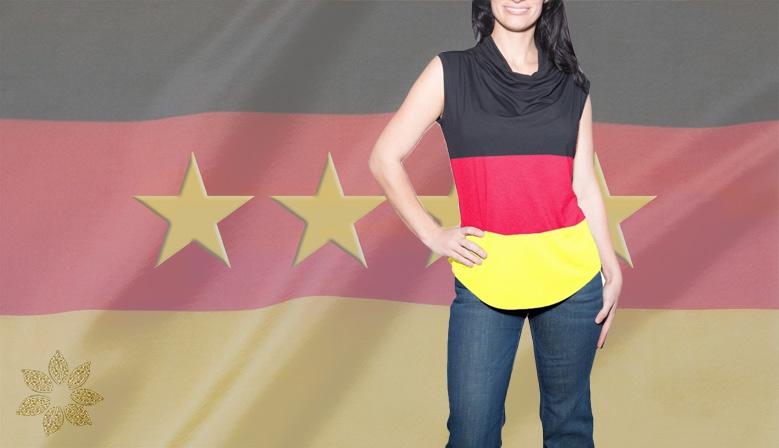Frauen Damentop Deutschland 2018